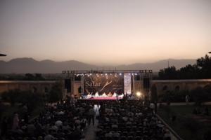 Safar, live from Kabul